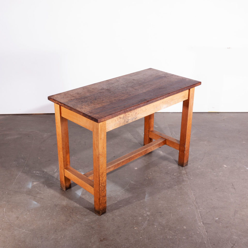 1950 S High Laboratory Rectangular Work Dining Table Or